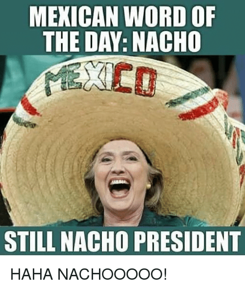mexican-word-of-the-day-nacho