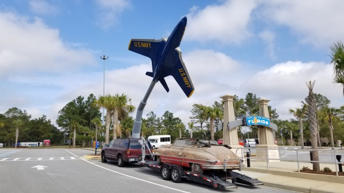 Monte Carlo Arriving In FL