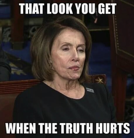 Nancy-truth hurts