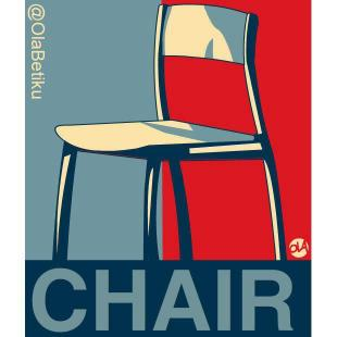 Obama-chair