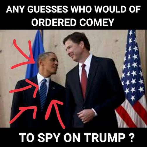 Obama-Comey-Tramp
