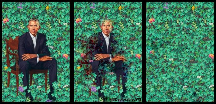 Obama-portrait-disappearing