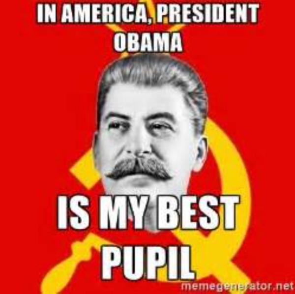 Obama-Stalin