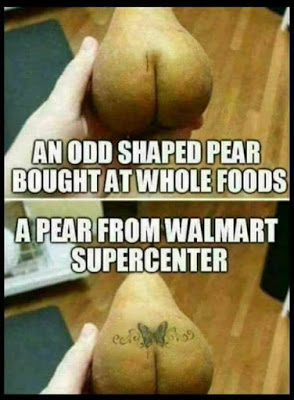 Pear-Walmart