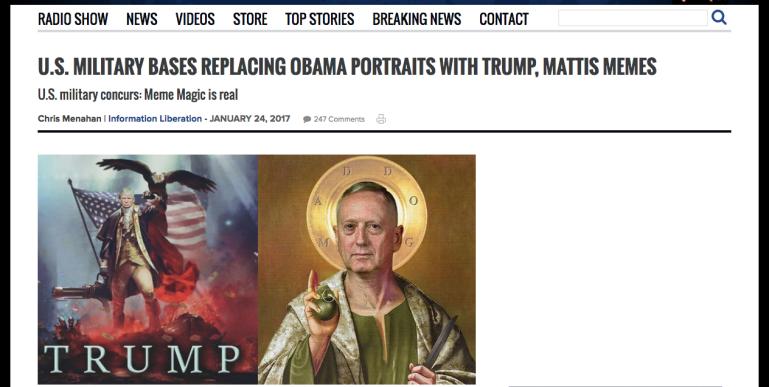 Trump-Mattis