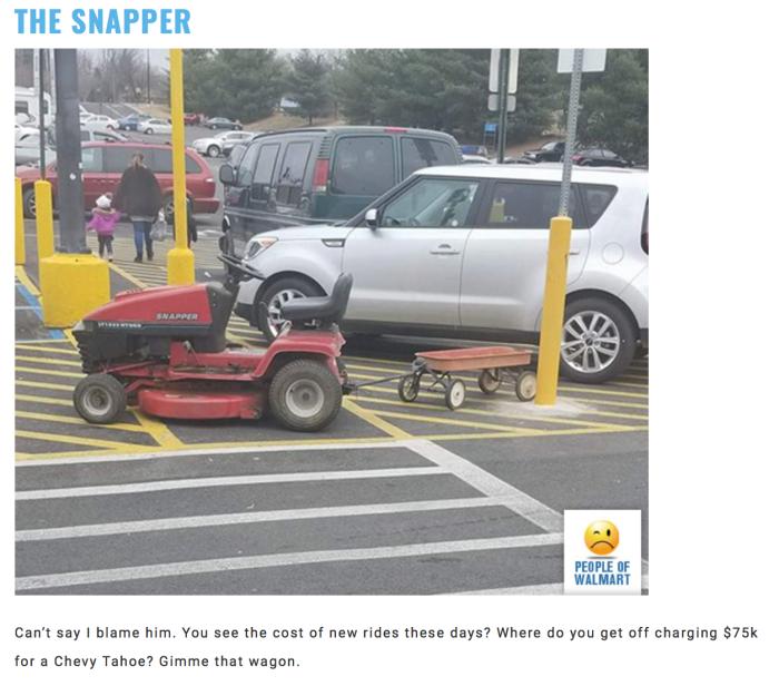 Walmart car show-tractor