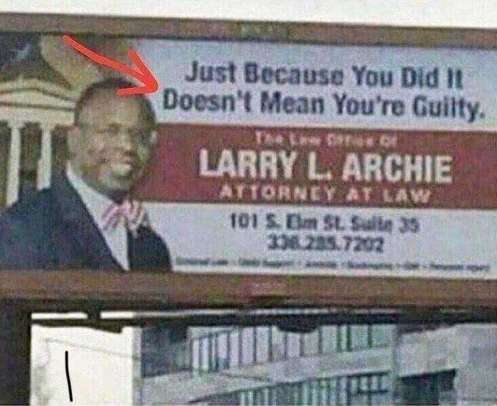 Attorney-no joke