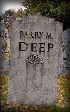 Barry M. Deep