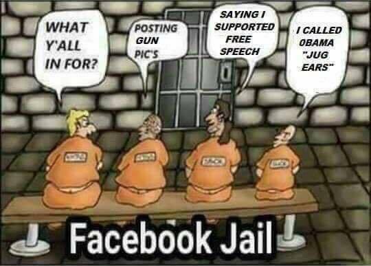 Facebook jail
