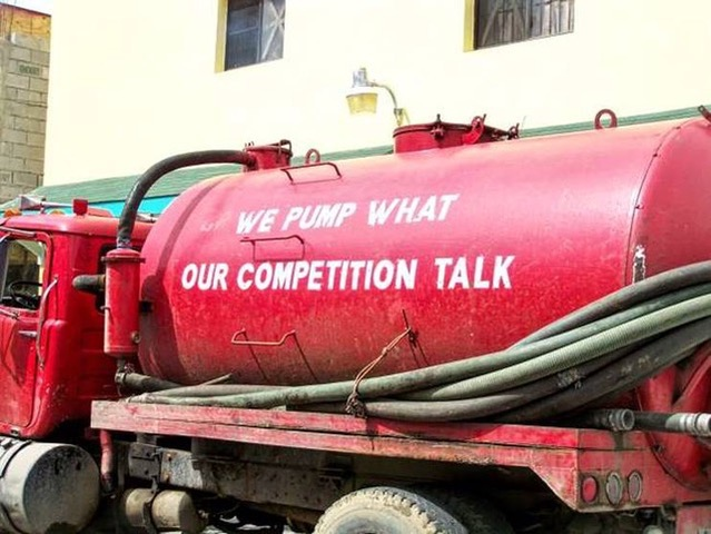 Flush-competition