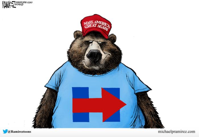 Hitlery-bear