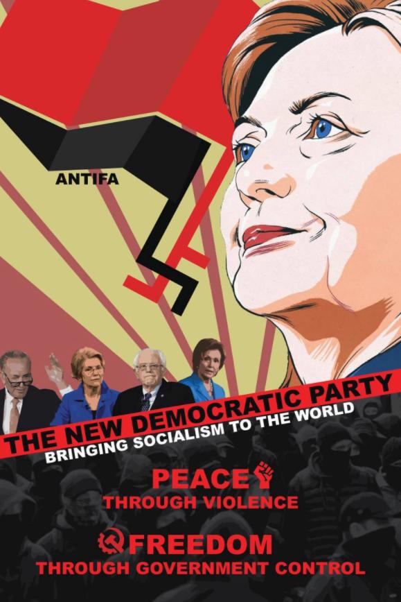 Hitlery-Orwellian