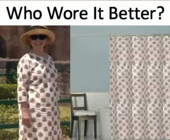 Hitlery-who wore it better