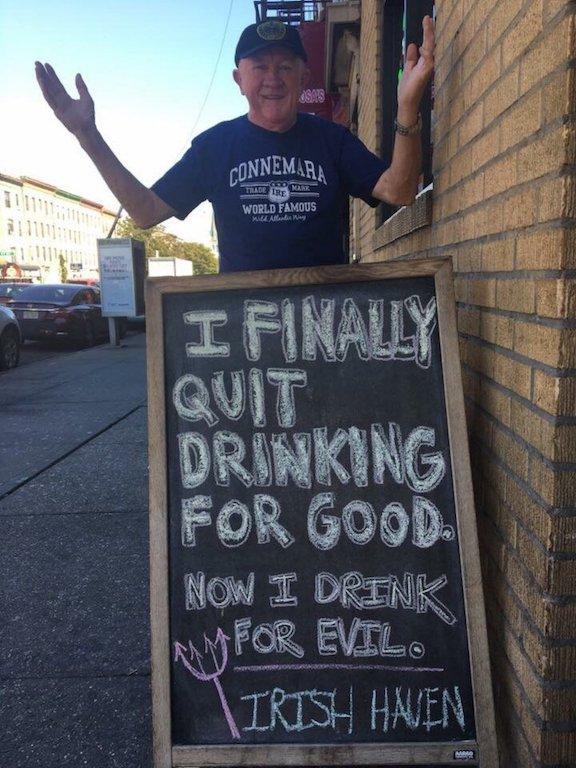 Irish Drinking for Good