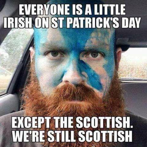 Irish-Scottish