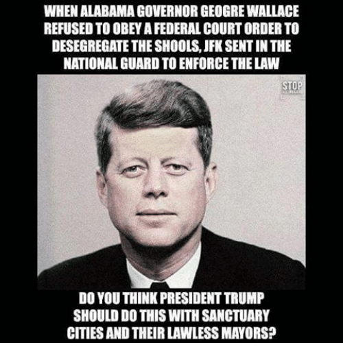 JFK-Sanctuary Cities