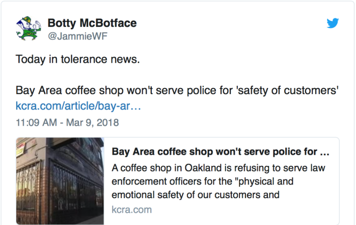 Oakland Coffee I