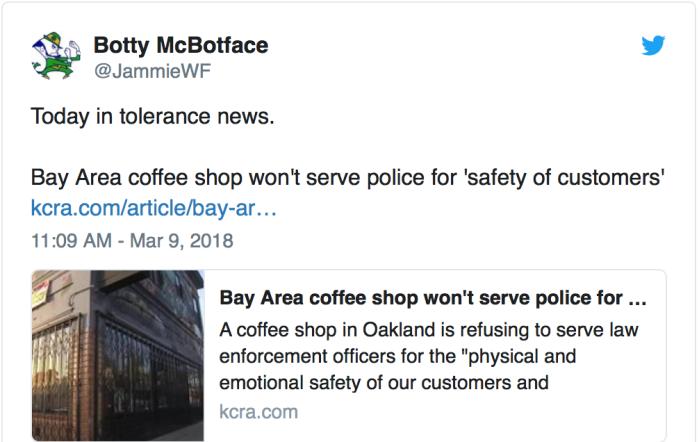 Oakland Coffee I