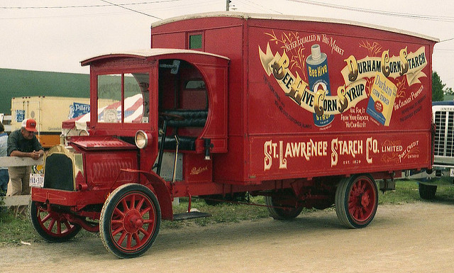 Packard Truck - St. Lawrence