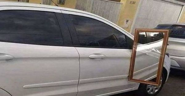 Redneck engineering-mirror