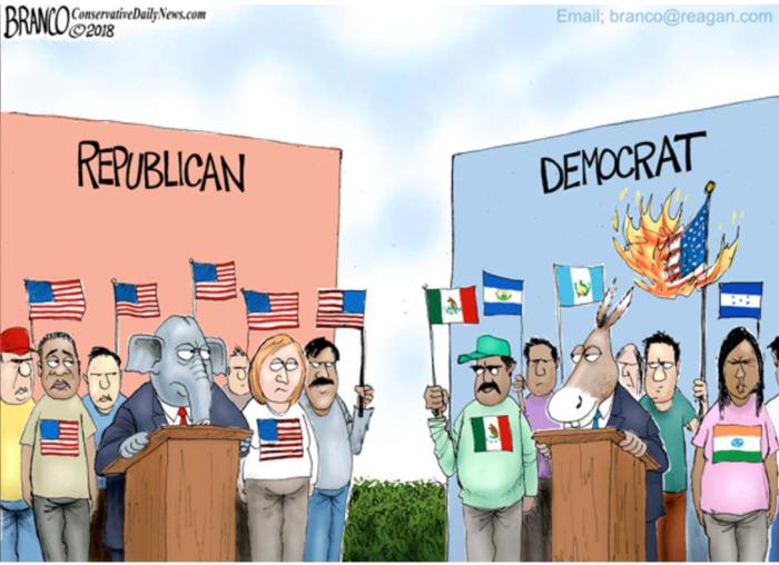Republicans vs 'rats