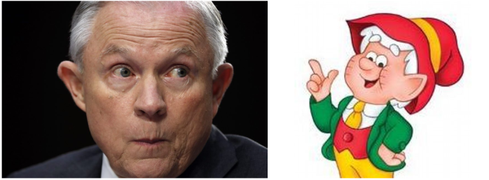 Separated at Birth-Sessions-Keebler Elf