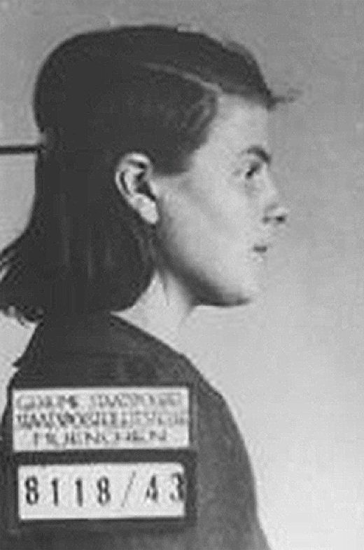 Sophie Scholl-prison photo