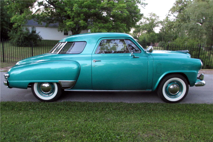 1947 Studebaker Starlight coupe