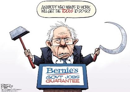 Bernie-socialist tools