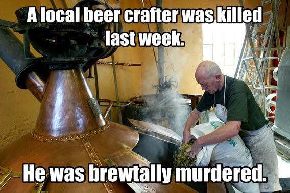 Brewtally Murdered