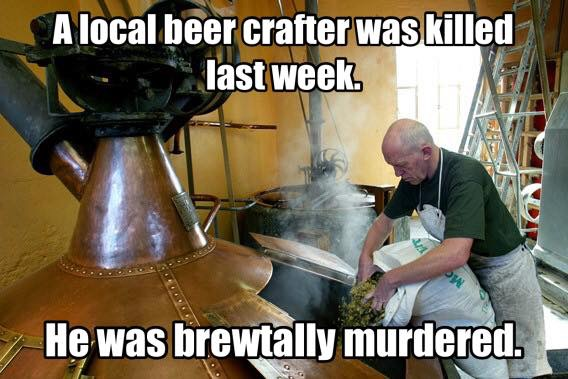 Brewtally Murdered