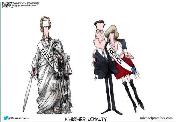 Comey-loyalty