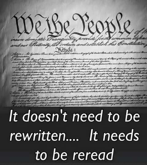 Constitution-reread