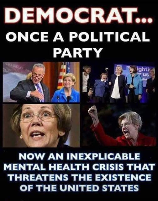 Democrat-mental disorder