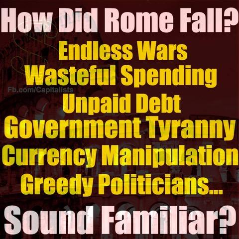 Fall of Rome
