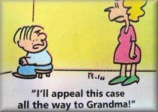 Grandma-appeal
