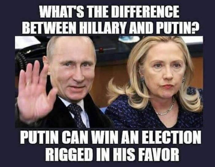 Hitlery-Putin