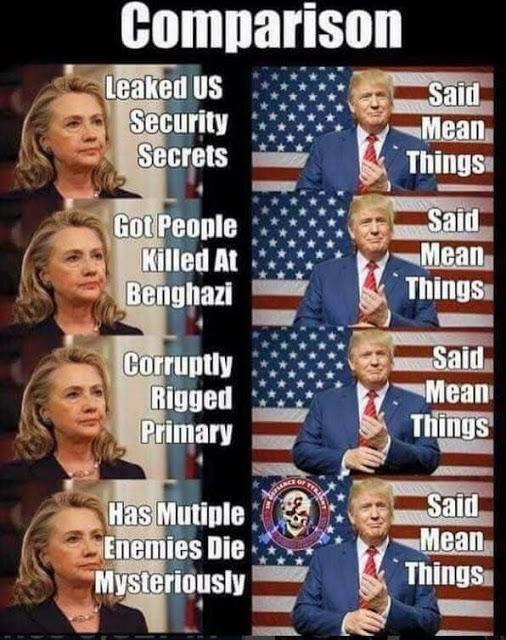 Hitlery vs. Trump