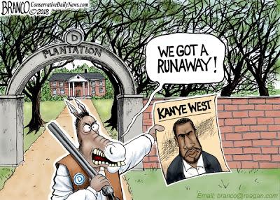 Kanye-runaway