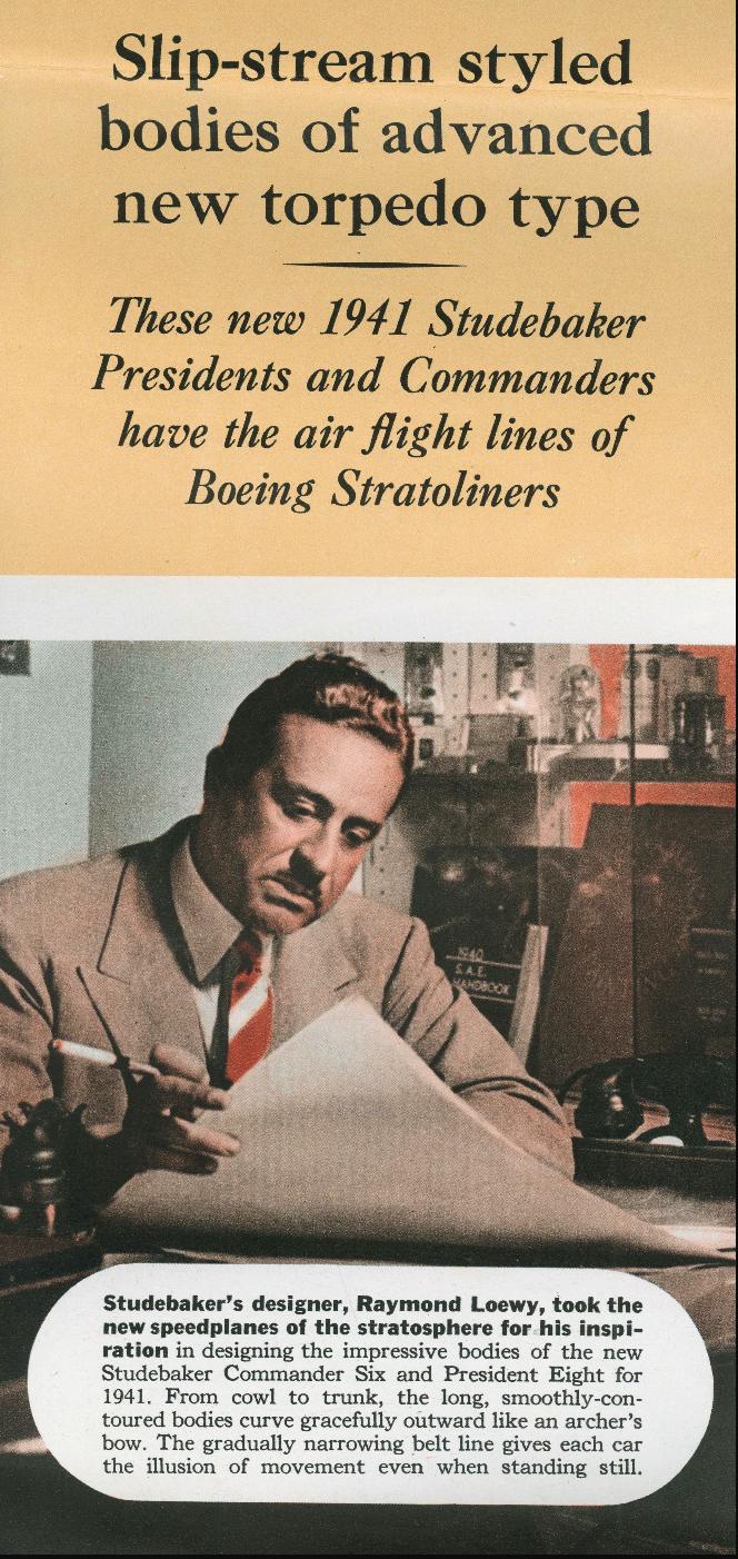 Loewy-Studebaker '41