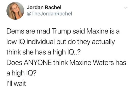 Maxine's IQ