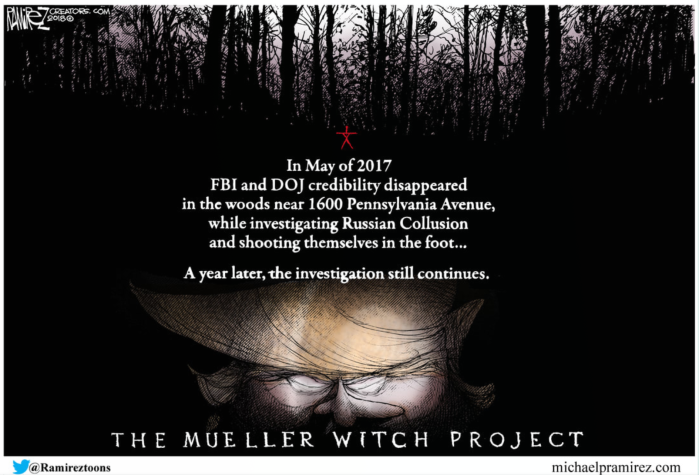 Mueller-witch project