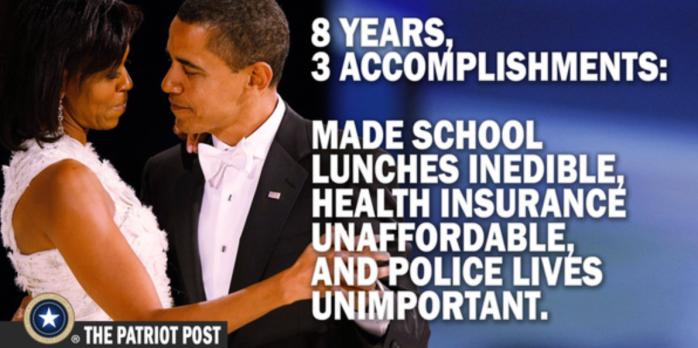 Obama-8 yrs of nothing