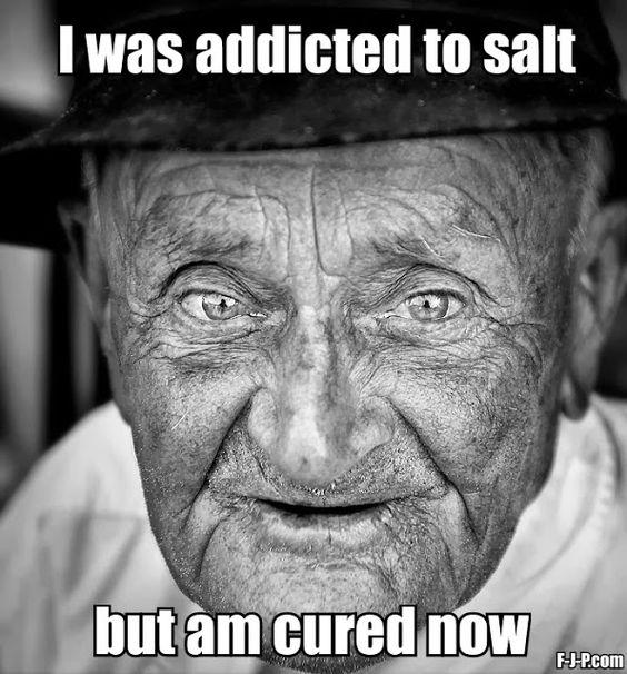Salt Cured