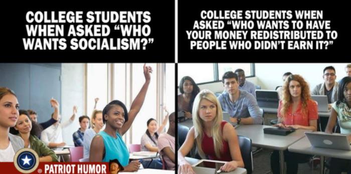 Socialism-earn it