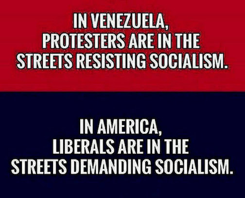 Socialism-Venezuela