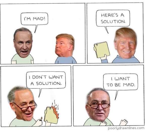 Trump and Schmuck