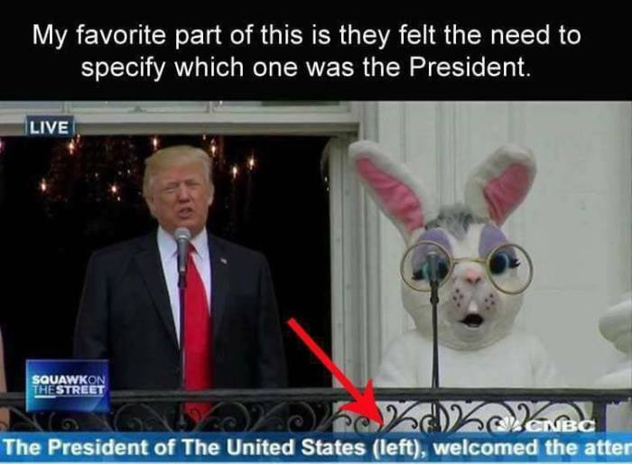 Trump-easter