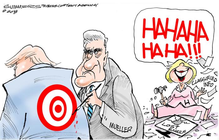 Trump-Mueller-Hitlery