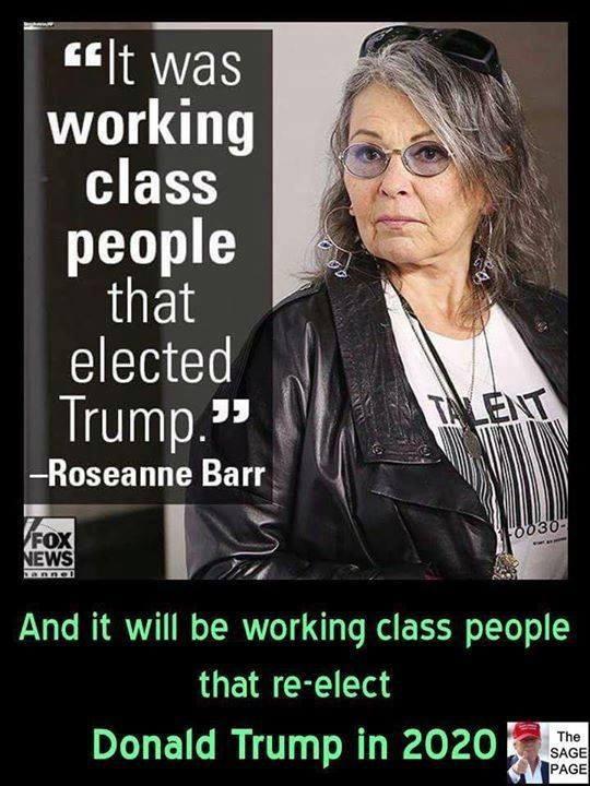 Trump-Roseanne
